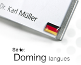 Doming langues